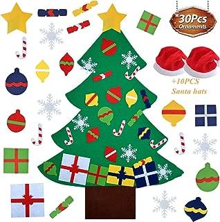 Best christmas tree santa hat Reviews