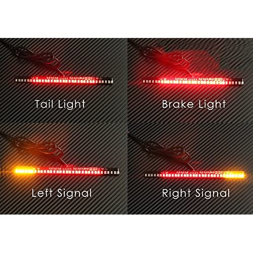 Amazing Led Brake Light Strip Amazon Com Wiring 101 Sianudownsetwise Assnl