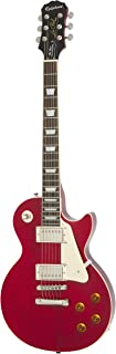Epiphone Les Paul Standard PlusTop PRO - Limited Edition - Electric Guitar, Cherry