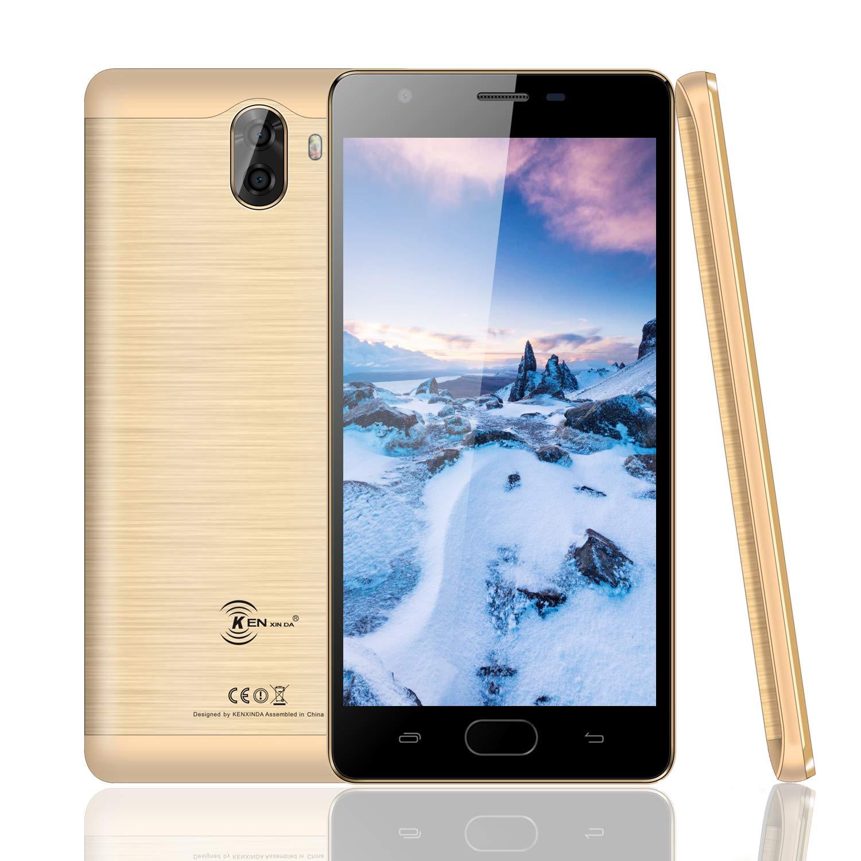 KENXINDA S6 Baratos 4G Teléfonos, Smartphone de 5.0