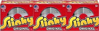 The Original Slinky Brand Metal Slinky 3 Pack , Package may vary