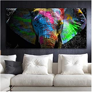 Best colorful african elephant painting Reviews