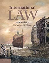 Best international law by malcolm shaw Reviews