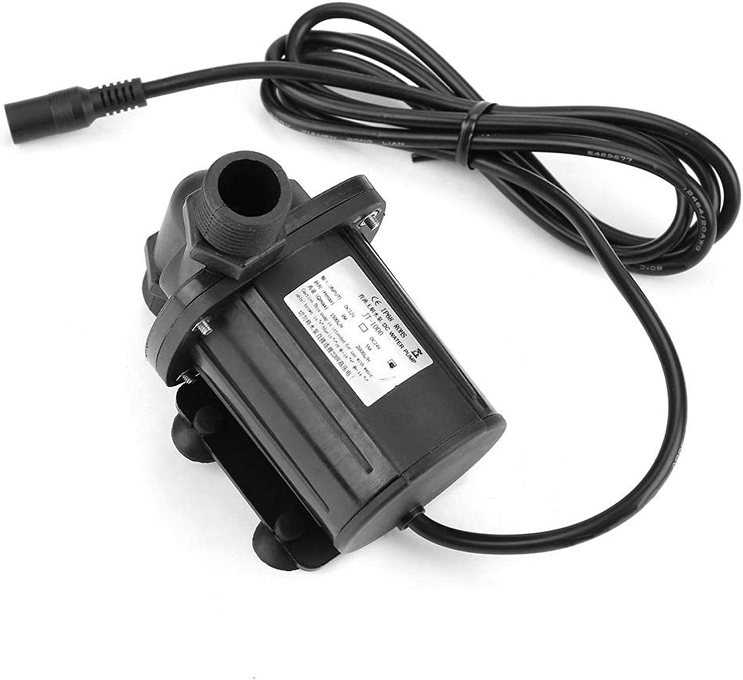 Low Noise Water Pump DC Pum Brushless 12V Boost Now free shipping New item Submersible