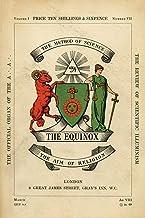 The Equinox: Keep Silence Edition, Vol. 1, No. 7