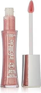L'Oréal Paris Infallible 8 HR Pro Gloss, Petal, 0.21 fl. oz.