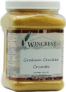 Graham Cracker Crumbs - 2 Lb Tub