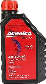 ACDelco Gear Oil, 1 Liter - AC19347191