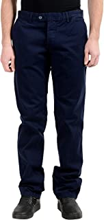 Gianfranco Ferre GF Men's Dark Blue Casual Pants US 34 IT 50