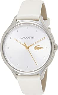Lacoste Womens Quartz Wrist Watch, Analog and Leather- 2001005