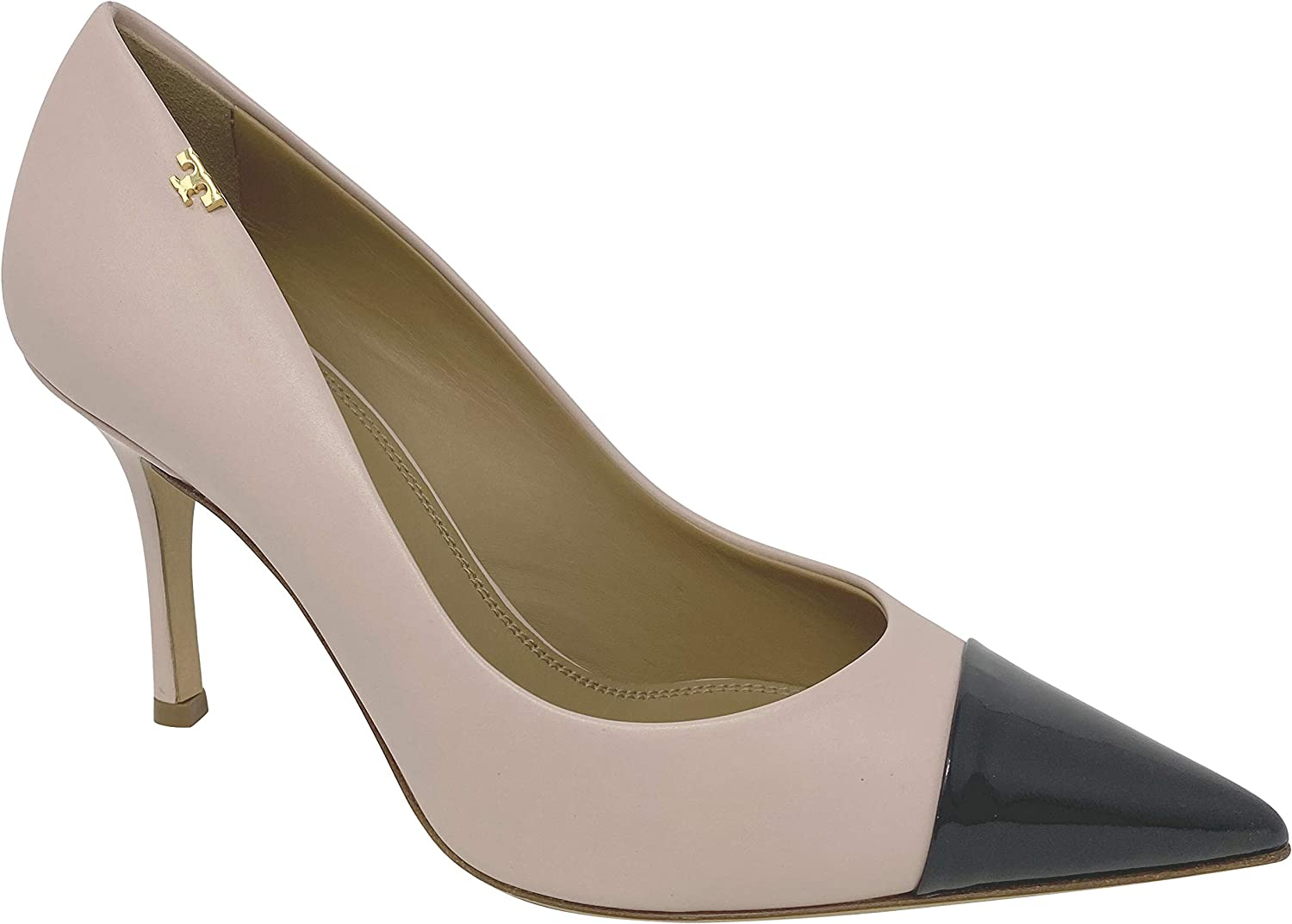 Tory Burch safety Ranking TOP2 Womens Penelope Leather Classic Pumps Toe Cap
