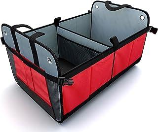 Large Car Boot Organiser by Ditu - Ultra Sturdy Foldable Car