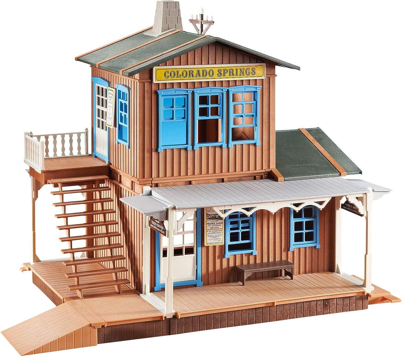 Playmobil AddOn Series  Western Depot (Station)