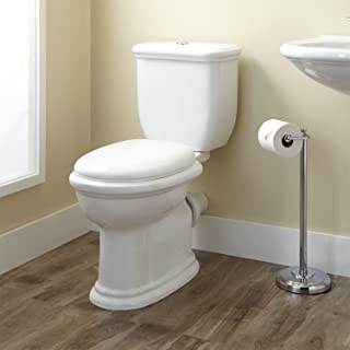 rear discharge toilet seal
