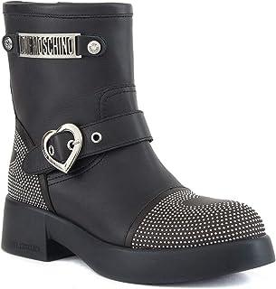 af3abeb8b91d Amazon.es: Moschino - Botas / Zapatos para mujer: Zapatos y complementos
