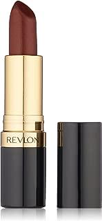 Revlon Super Lustrous Lipstick with Vitamin E and Avocado Oil, Pearl Lipstick in Brown, 300 Coffee Bean, 0.15 oz (Pack of 2)