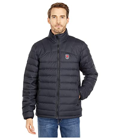Fjallraven Expedition Pack Down Jacket (Black) Men
