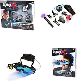 Spyx Goggles and Gear