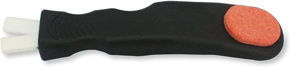 Skate Sharpener for Ice Hockey Skate - Hand Held Sweet Stick Blade Edge Enhancer - Repair Your Edges Before Ice Skating - Works for Figure Skates Player Skate and Goalie Skates