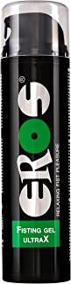 EROS Personal Fisting Lubricant with Desensitizing Effect - Hybrid Silicone Water Based Anal Gel - Thick and Long Lasting Back-Door Relaxing Lube for Men   Women   Couples   Gays - 200-ml (6.8-oz)
