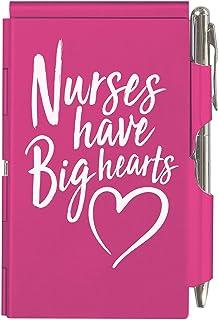 Flip Note - Nurses Hearts