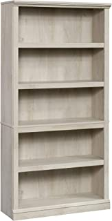 Sauder 5 Shelf Bookcase, L: 35.28