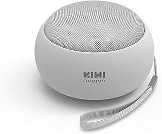 KIWI design Google Home mini バッテリー ベース 充電スタンド グーグルホームミニ 充電用 モバイルバッテリー 持ち運び便利 7800mAh (ライトグレー)