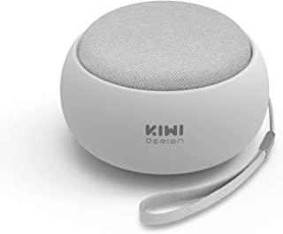 KIWI design Rechargeable Battery Base, 7800mAh Portable Power Charger Protective Holder Accessories with Strong Strap for Home Mini by Google (Light Stone Gray)