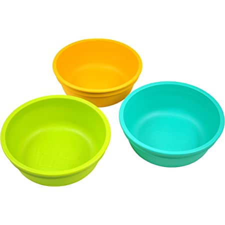 bowls and utensils set 3 of each item Re-Play by Target plates Open Box