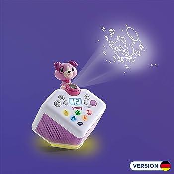 VTech 80-608074 bo/îte de Musique et dhistoires Multicolore