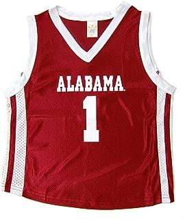 alabama youth basketball jersey