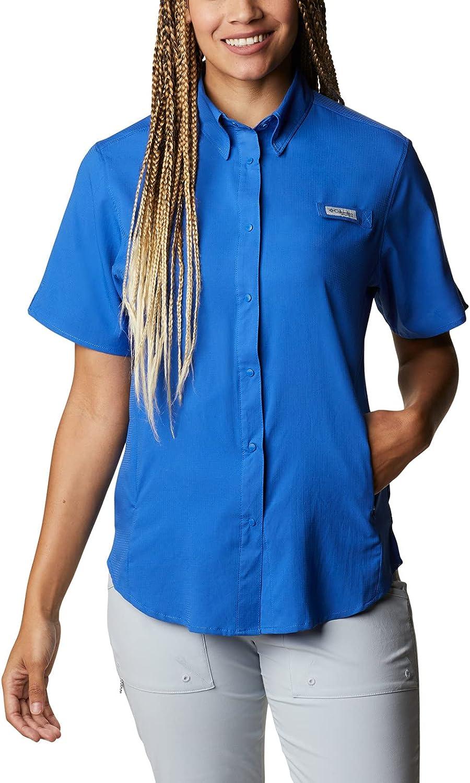 信用 Columbia Women's 初回限定 Tamiami Ii Sleeve Short Shirt