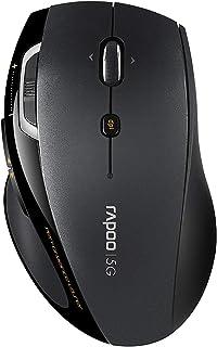 Rapoo Wireless Laser Performance Mouse 7800P - Black