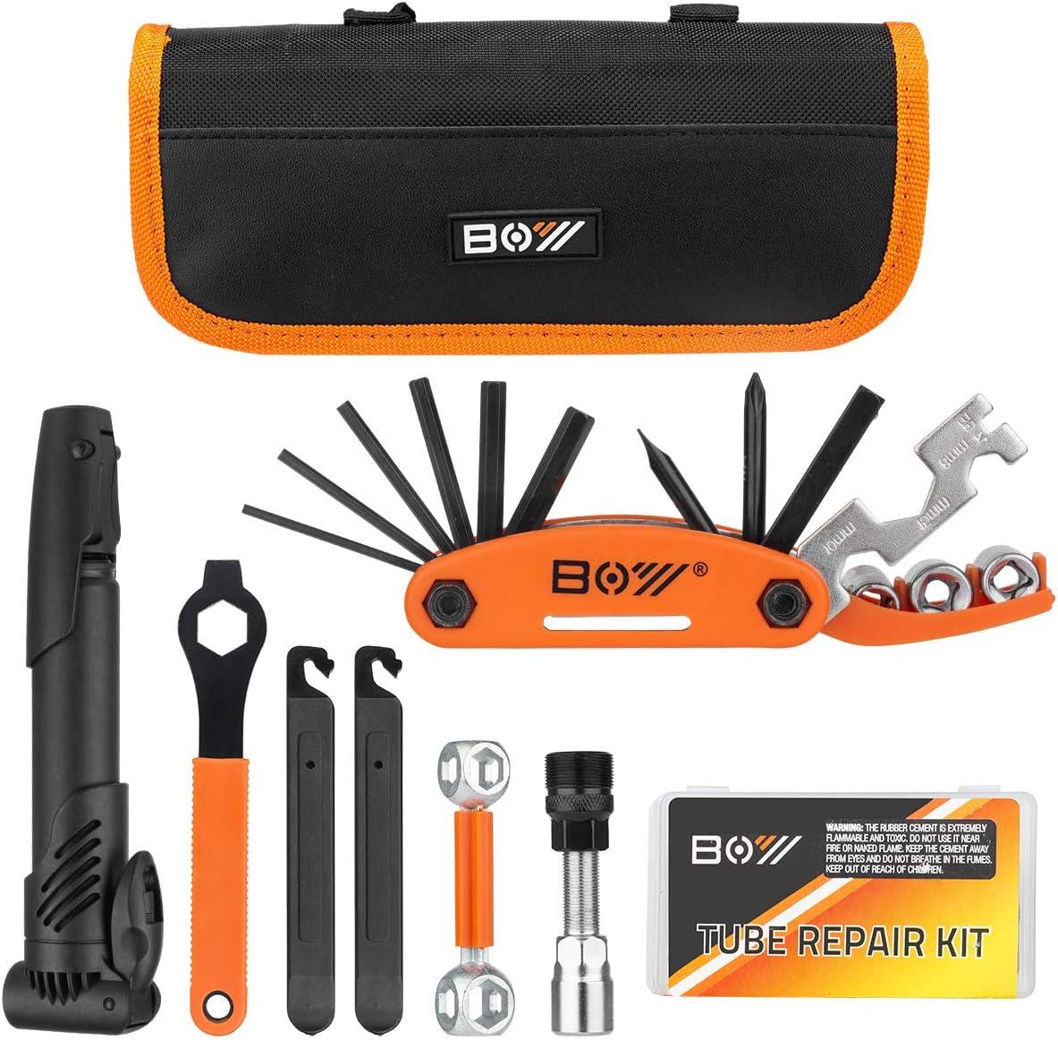 Best Bike Tire Repair Kit