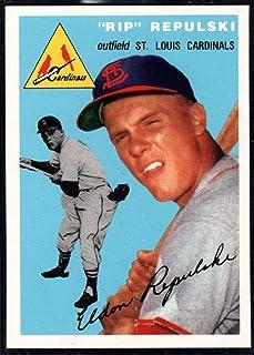 Baseball MLB 1994 Topps Archives 1954#115 Rip Repulski #115 NM Cardinals