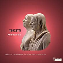 Terzetti (Music for Chalumeaux, Clarinets and Basset-Horns)