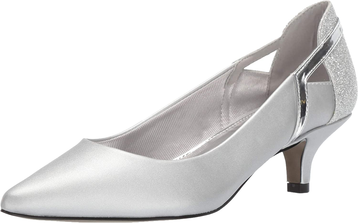 Easy Street Womens Fancy Pump