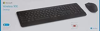 Microsoft Pt3-00016 Wireless Desktop 900