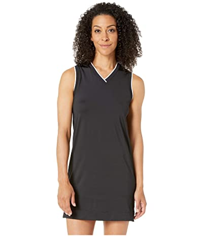 Lole Cross Court Dress (Black) Women