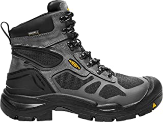 Best red wing black steel toe work boots Reviews