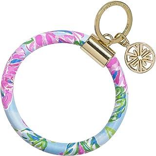 زنجیر حلقه ای کلید چرمی لیلی پولیتزر