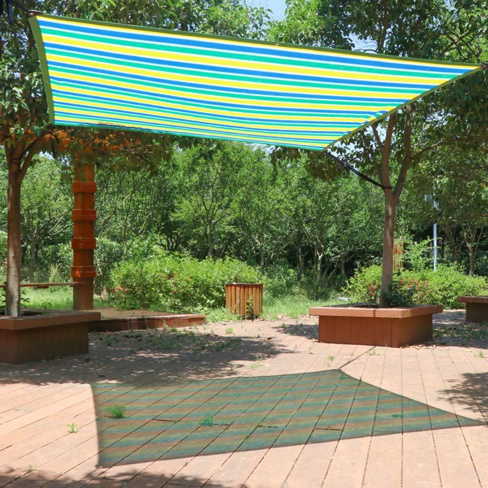 Malla Sombra, Pérgola Sombra Net Cover Sunblock Patio Canopy HDPE Paño Permeable con Ojales (Size : 3m x 4m): Amazon.es: Hogar