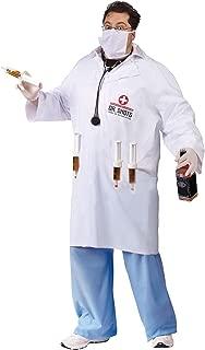Dr. Shots Plus Size Adult Costume - Plus Size