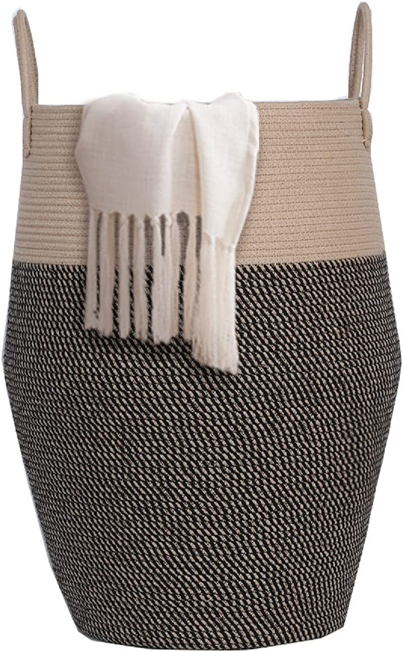 Laundry Hamper Woven Rope Baskets Large Detroit Mall Clothes Ranking TOP12 Ba