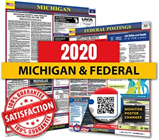2020 Michigan State and Federal Labor Law Posters