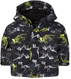 The Children's Place Toddler Boys' Print 3 In 1 Jacket