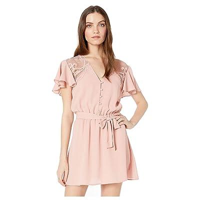 BB Dakota First Impressions Dress (Pink Lemonade) Women