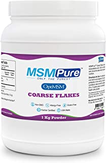 organika msm powder
