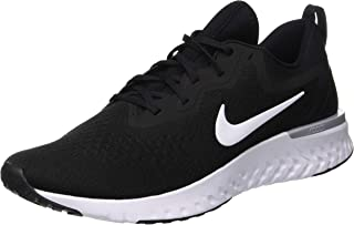 Nike Men's Odyssey React Black/White-Wolf Grey Running Shoes