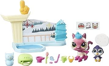 Littlest Pet Shop Ice Skating Playset